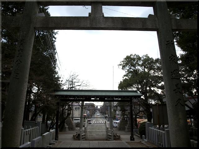 神橋&城下町