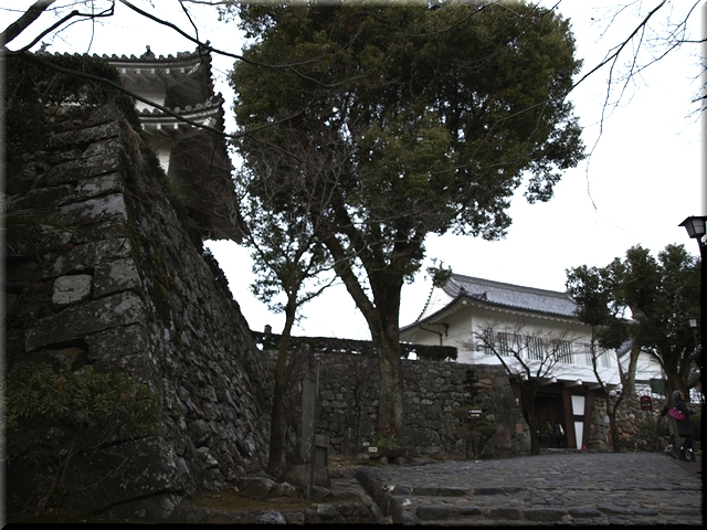 隅櫓&本丸門