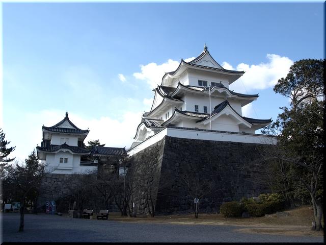 上野城(白鳳城)