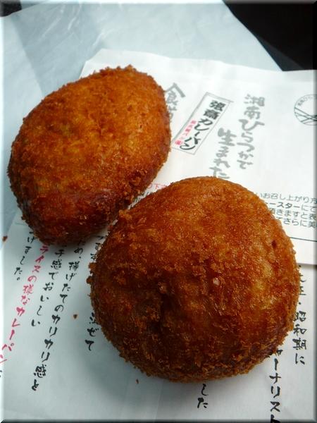 弦斎カレーパン+弦斎カツカレーパン