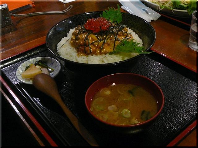 上州屋丼(大盛り)