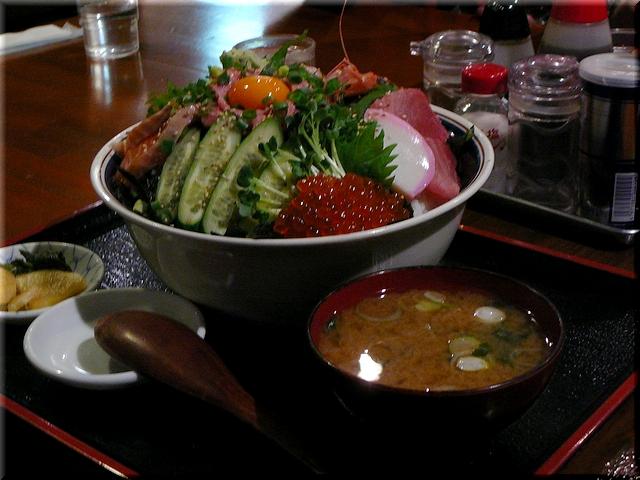 海鮮丼(特特盛り)