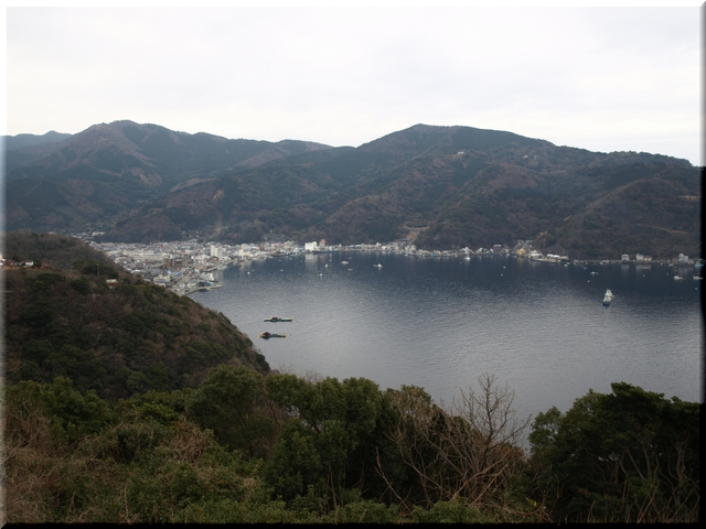 戸田港&達磨山