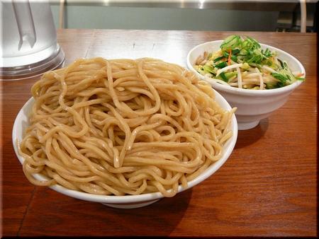 野菜つけ麺(キロ盛り)