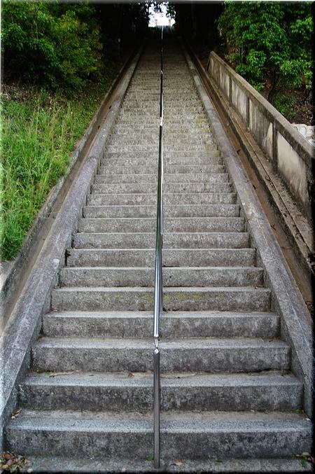 194段の階段