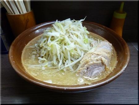 大ぶた(大小・野菜カラメ)