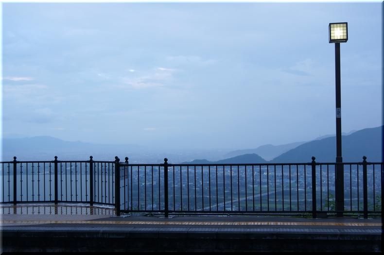 日本三大車窓のひとつに数えられる景観