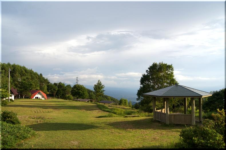 陣馬形キャンプ場