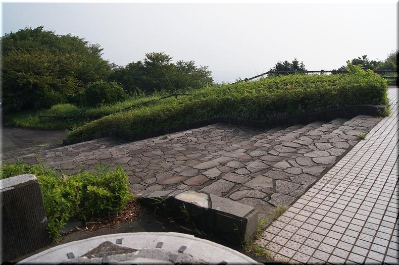 富士山が座する方角
