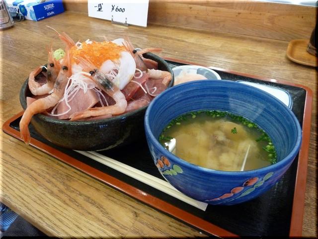 海鮮次郎長丼(大盛り)
