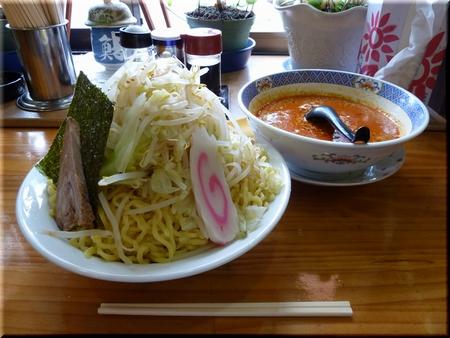 坦々つけ麺(特盛)
