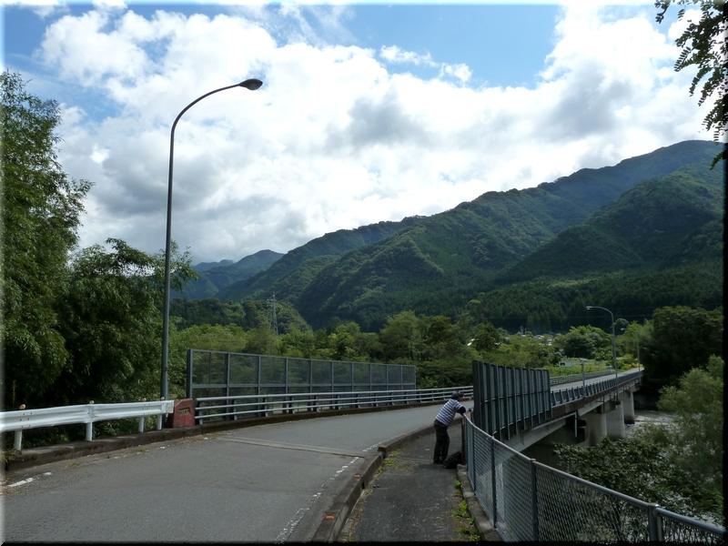 松島橋(北岸)