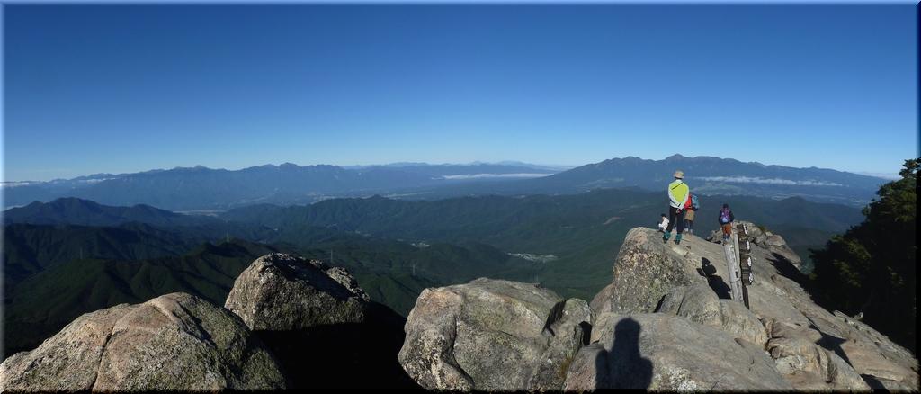 南アルプス・中央アルプス・八ヶ岳