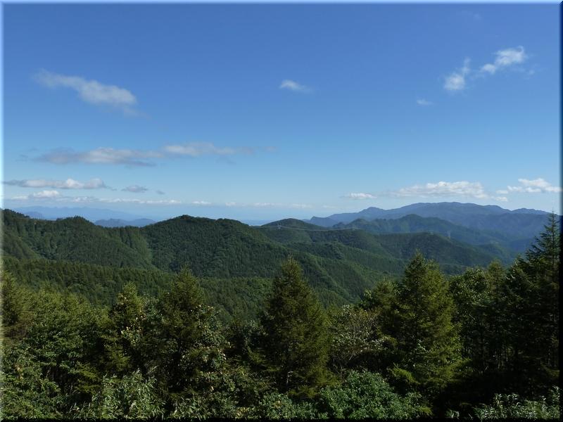 東方の眺望