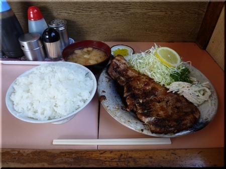 山中天丼セット(ご飯&そば・大盛り)