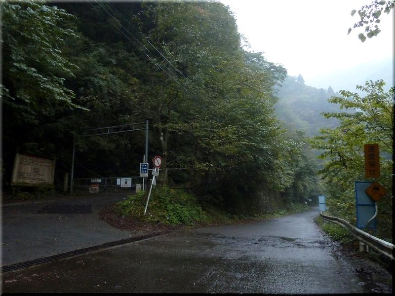 県道70号線・塩水橋付近