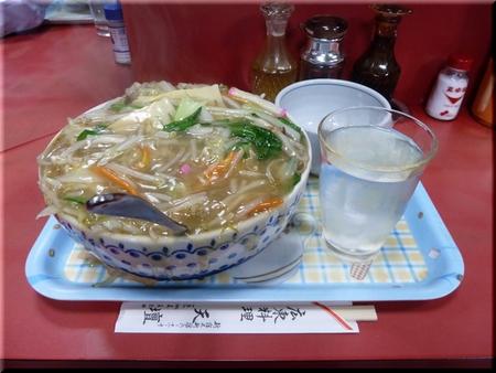 チャンポン(大盛り)