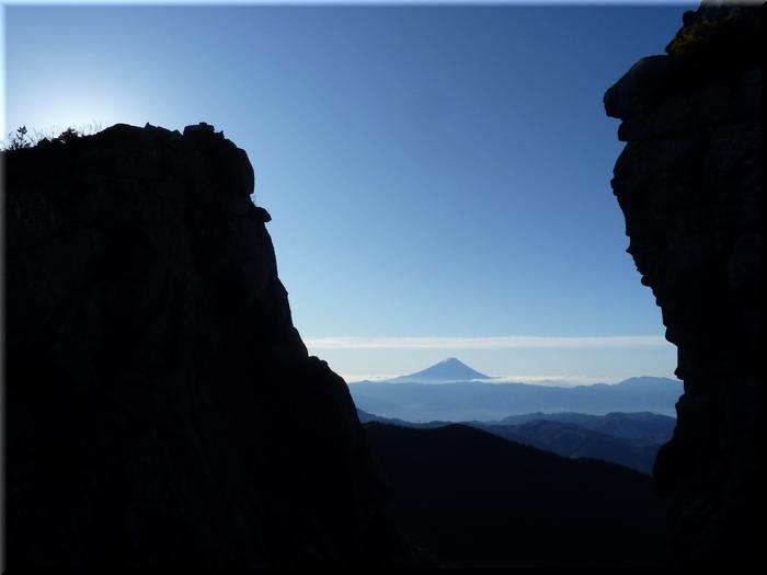 やはり偉大な富士山