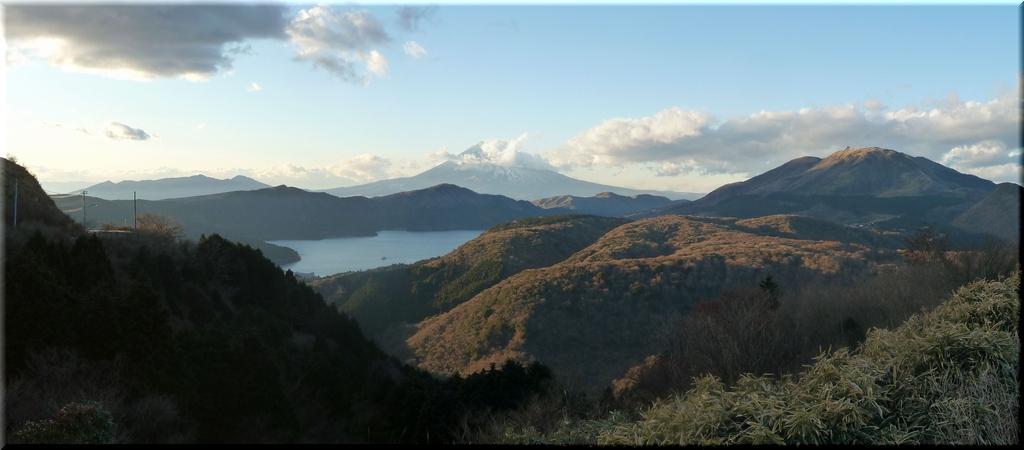 愛鷹山・富士山・箱根山