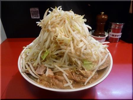 豚ラーメン(大)(野菜マシマシ)