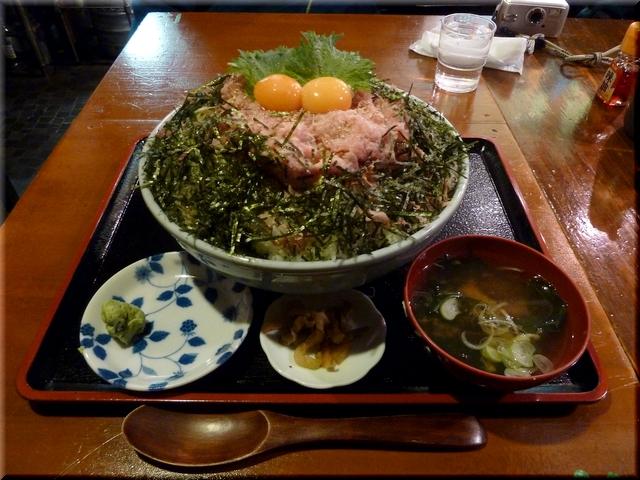 特盛ネギトロ丼(特特メガ盛り)
