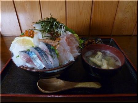 B亭丼海鮮スペシャル(大盛り)