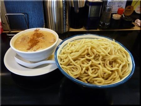 つけ麺(特濃味噌・大番長もり)