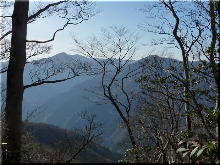 蛭ヶ岳&檜洞丸