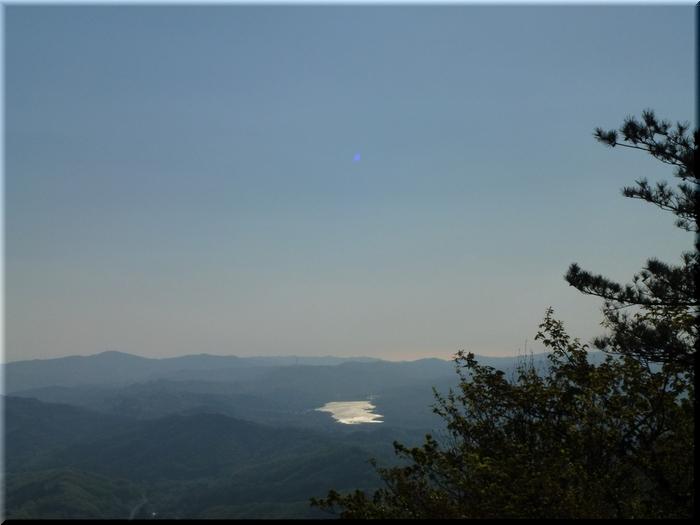 宇田川湖&太平洋