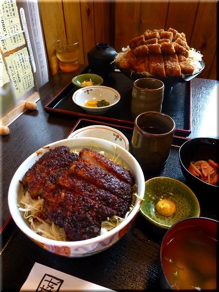 みそカツ丼(大盛り)