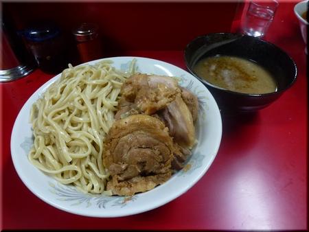 大豚(つけ麺)