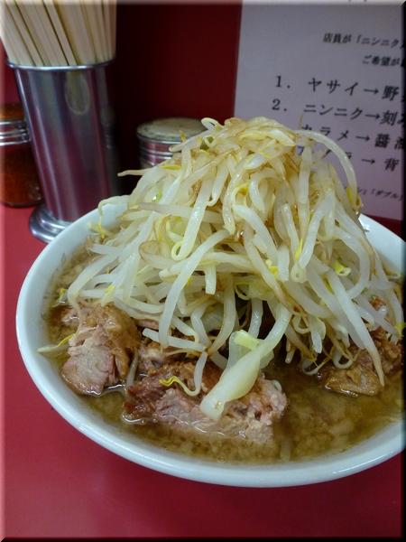 大豚入り(ヤサイカラメ)