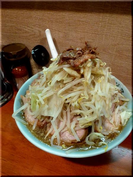 豚(ヤサイ多め)