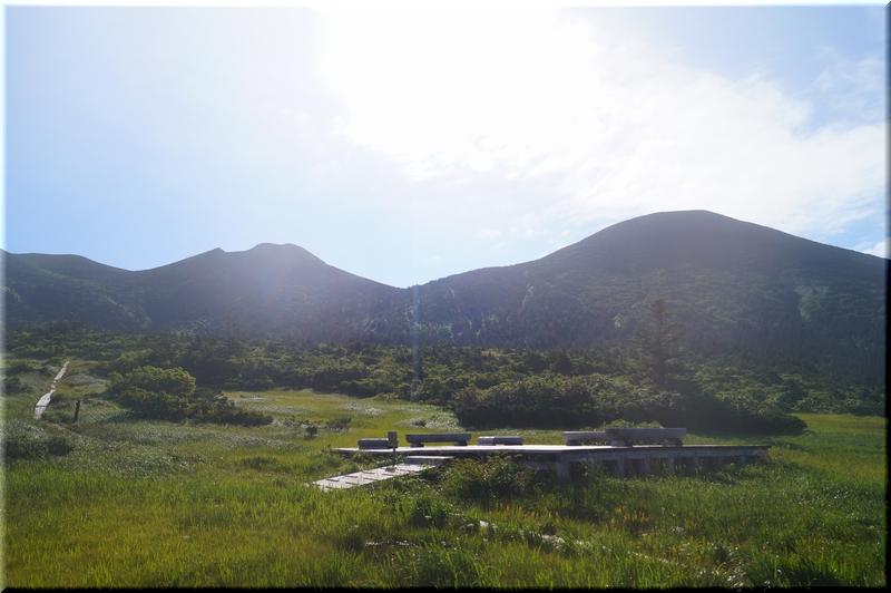 井戸岳&大岳