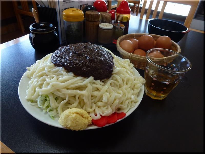 じゃじゃ麺(テラ盛)