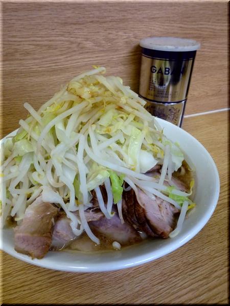 大ラーメン豚ダブル(野菜)