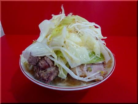 大豚(野菜マシマシカラメ)