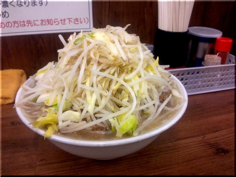 品川店・麺増し