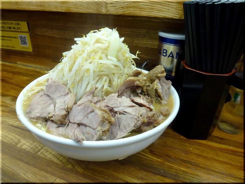 新小金井街道店・麺増し