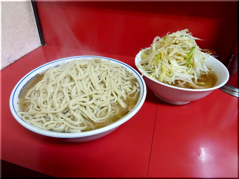 茨城守谷店・麺増し