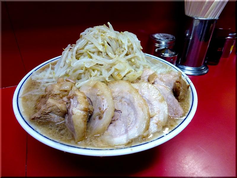 西台駅前店・麺増し