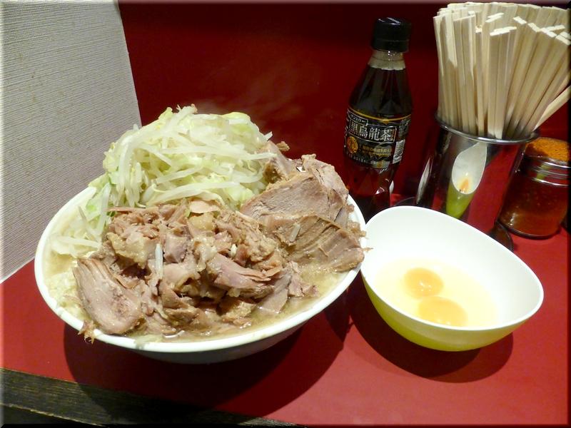 荻窪店・麺増し