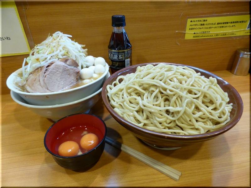 八王子野猿街道店2・麺増し