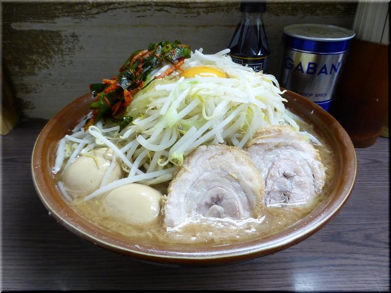 横浜関内店・麺増し