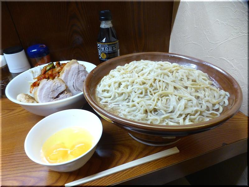 亀戸店・麺増し