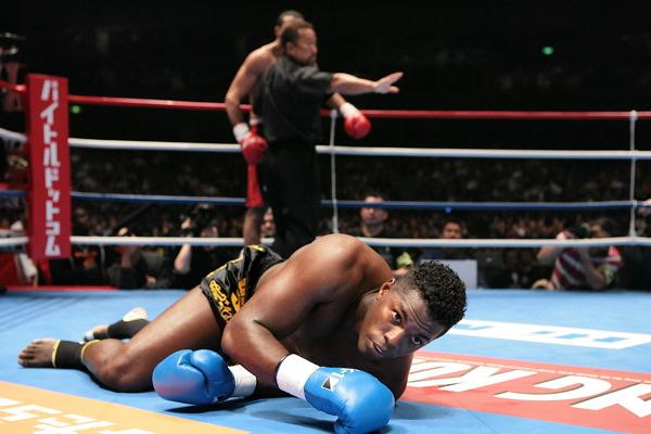 MMAメタル K-1 WORLD GP 2008 20...