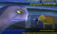 Elephant SANTIE