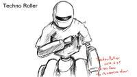 Techno Roller