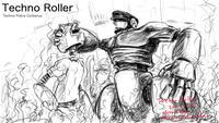 Techno Roller/Cerberus