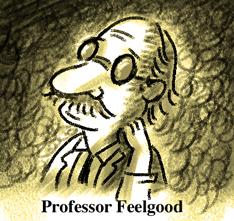 フィールグッド教授/アーモンド大学民俗学教授